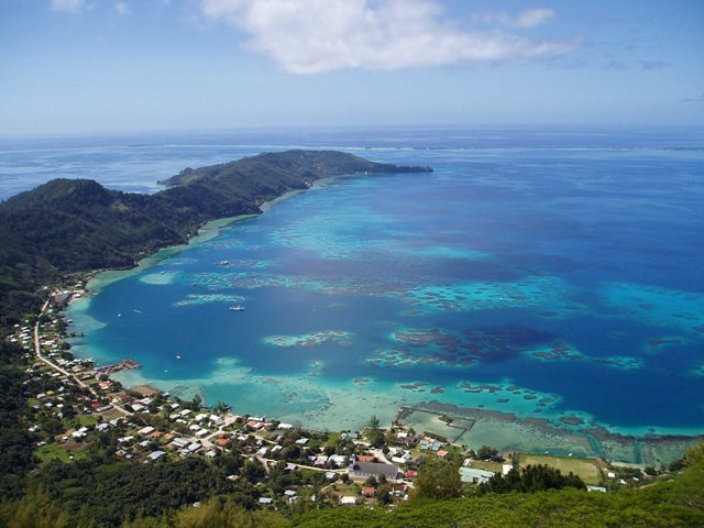 Pitcairn- least densely populated countries