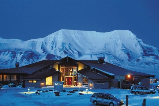 Svalbard & Jan Mayen-least densely populated countries