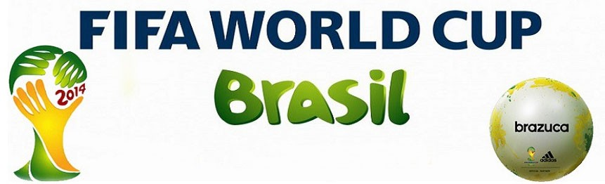 TV Channels Broadcasting World Cup 2014