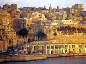 valletta- top ten densely populated countries in the world 2014- Malta