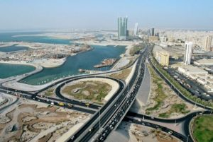 Bahrain-Manama city-Top ten densely populated countries in the world 2014