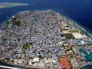 Male- Maldives-Top ten densely populated countries in the world 2014