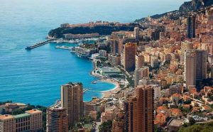 top ten most densely populated countries in the world 2014-Monaco