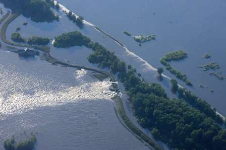 Mississippi-top 5 longest rivers in the world