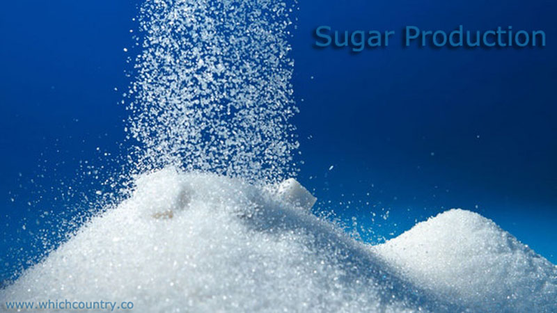Sugar Production by country