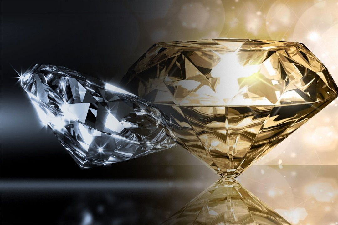 countries with most diamond production in the world