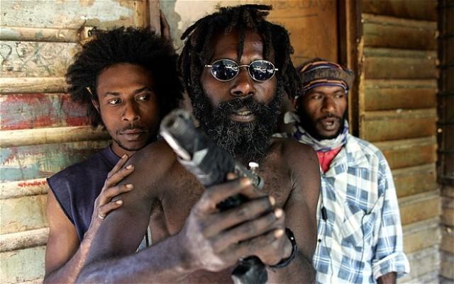 Papa New Guinea Crime
