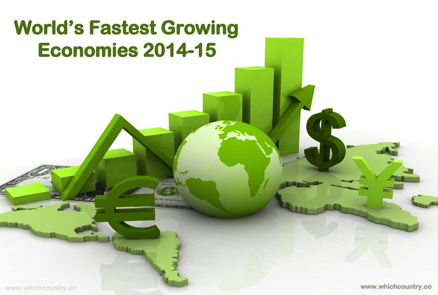 FASTEST GROWING ECONOMIES IN THE WORLD
