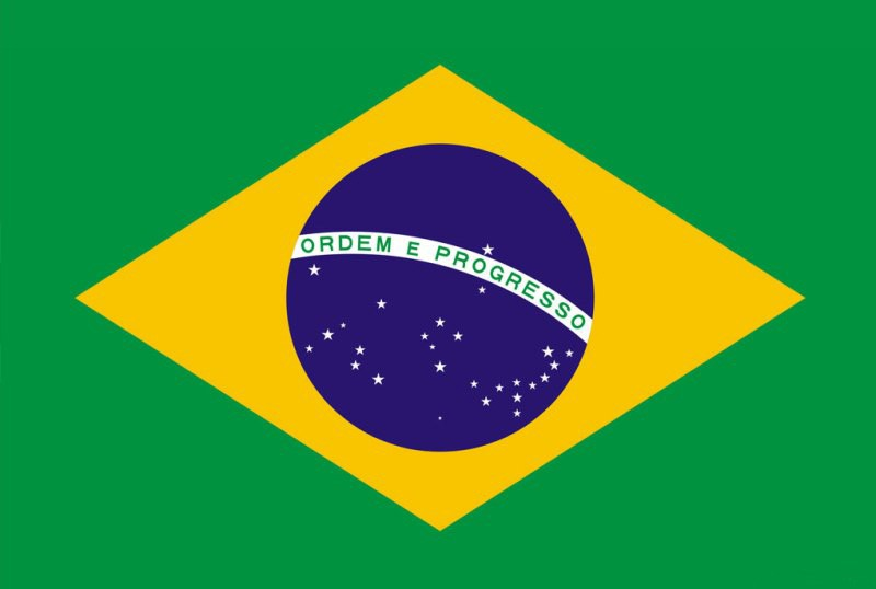 Brazil Flag HD