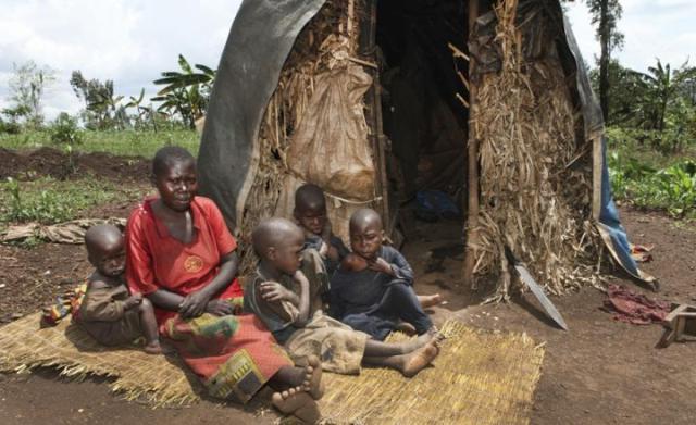 Brundi poverty