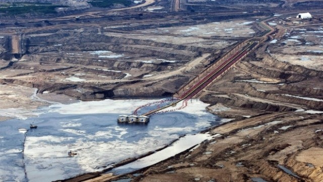Canada Gas facility