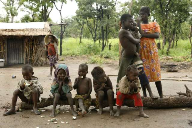 Copy of Central African Republic poverty