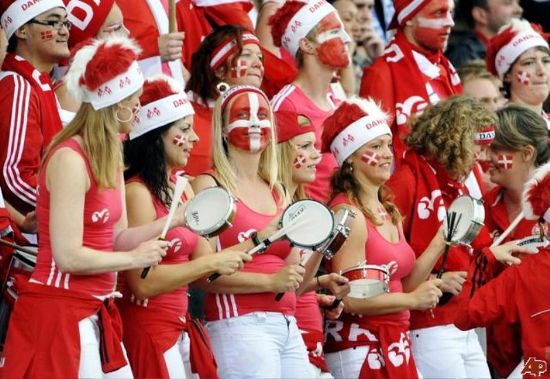 Denmark People