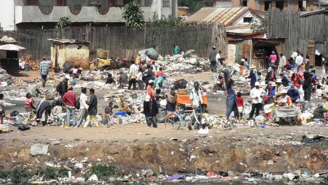 Madagascar Poverty