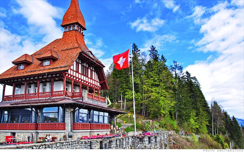 Switzerland billionaires