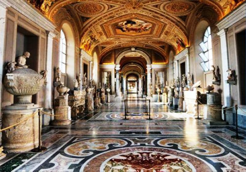 Vatican Museums Rome