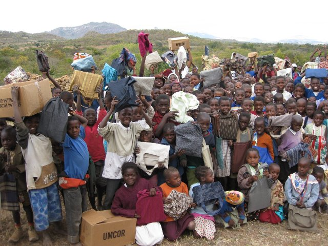 Zimbabwe poverty