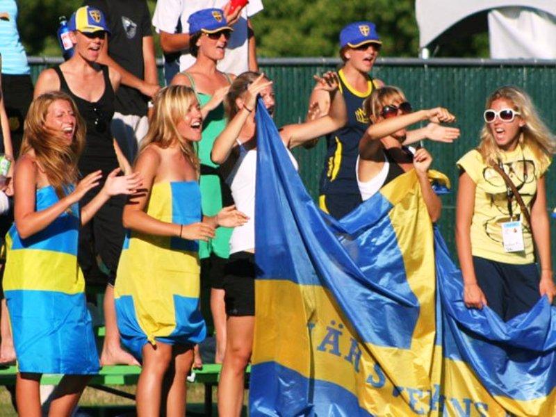 sweden people