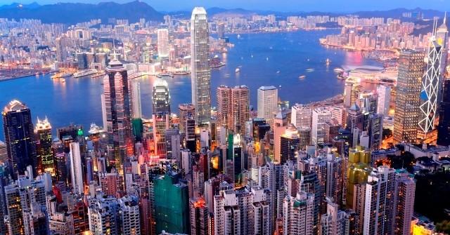 Hong Kong Evenings
