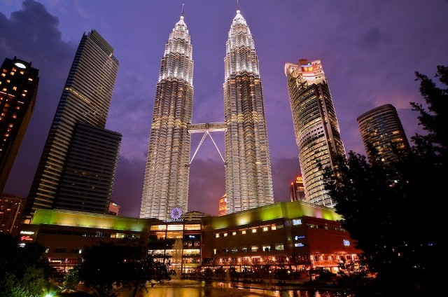 Petronas Tower1 & 2