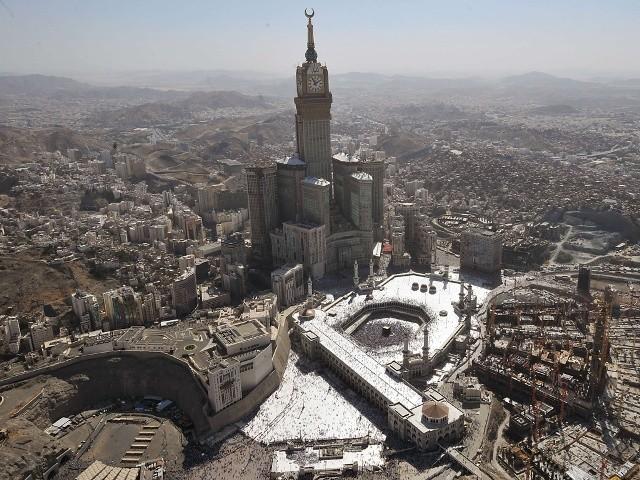Mecca Royal Clock Tower