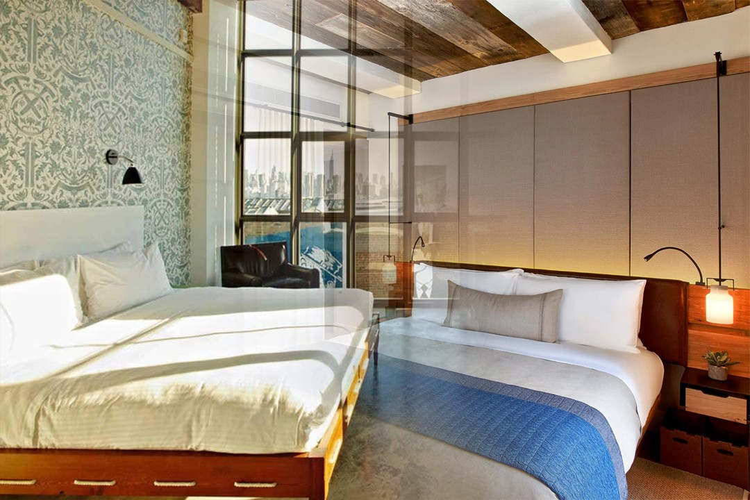 luxurious hotels in New York
