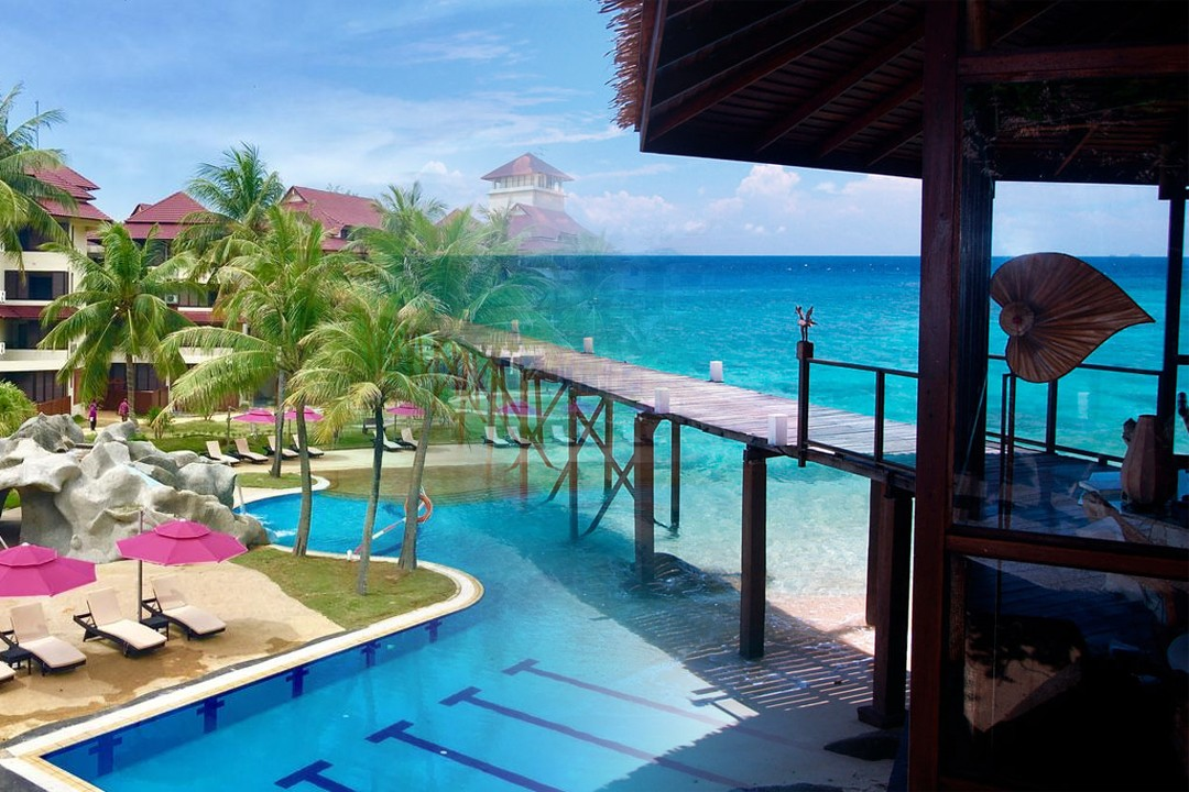 top ten beach resorts in Malaysia