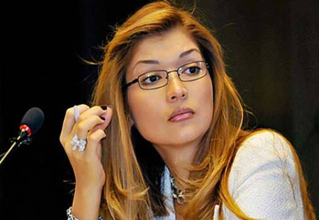 Daughter of the Uzbekistan's President found gulity of corruption