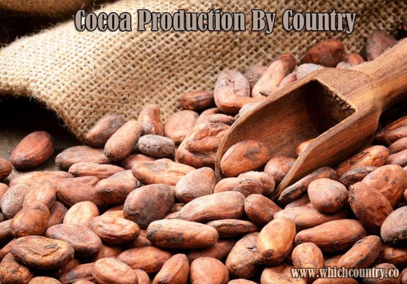 top ten cocoa producing countries in the world