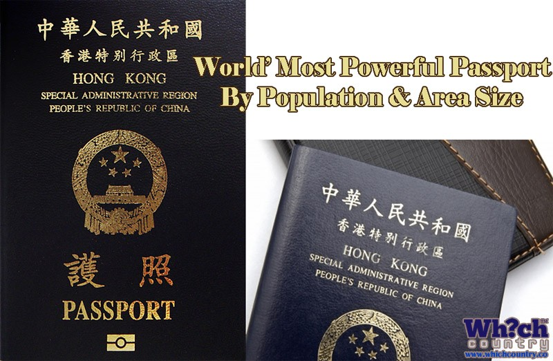 Hong Kong has the most powerful passport in the world