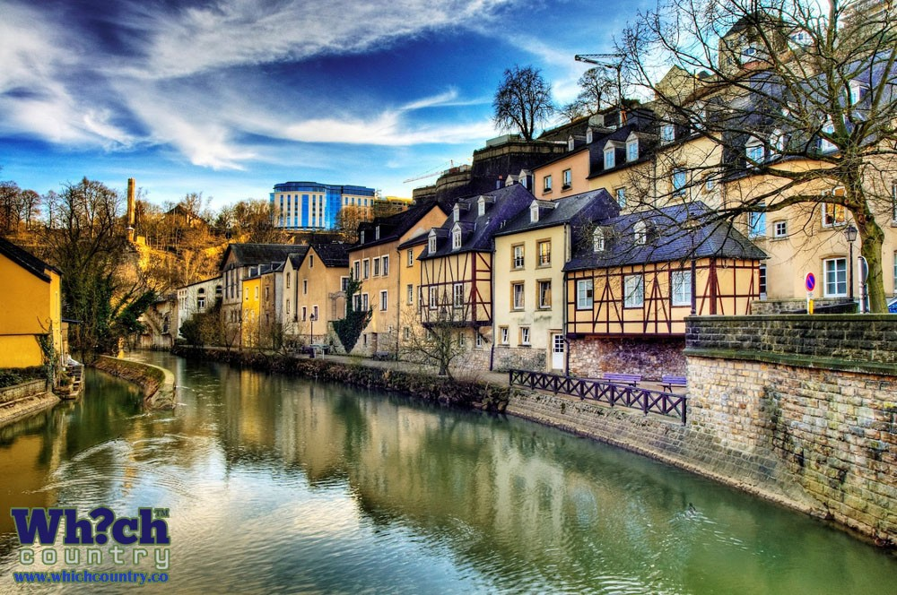 Luxembourg beautiful places