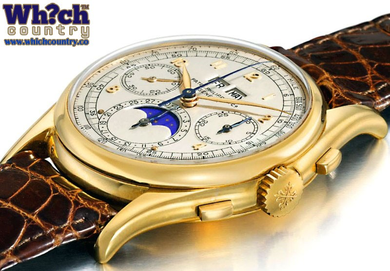 Patek Philippe Ref 1527 Wristwatch