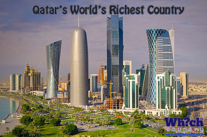 Qatar - world's richest country ever