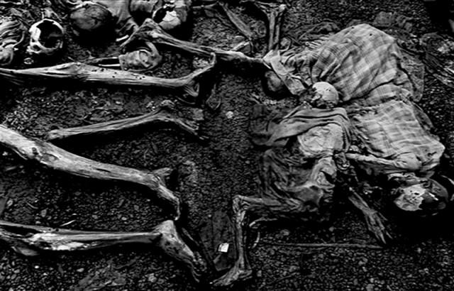 Rawandan Genocide