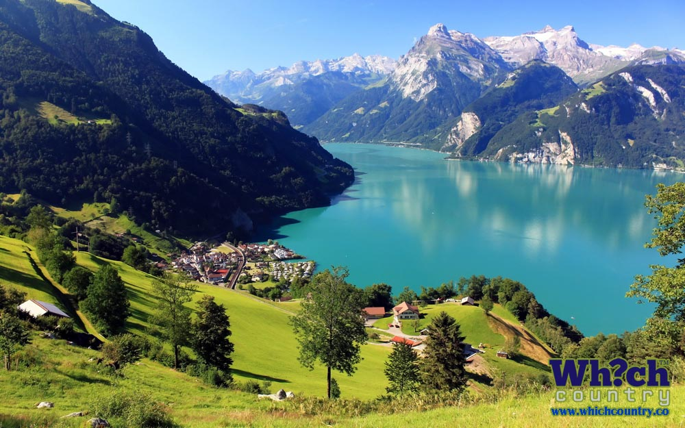 Switzerland beautiful places