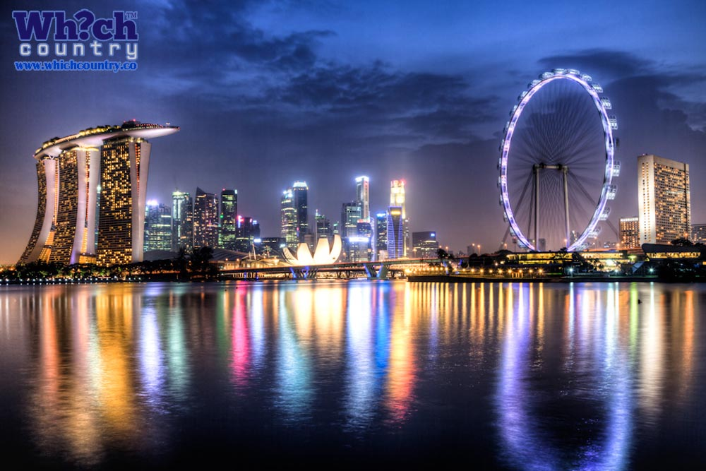 Singapore beautiful places