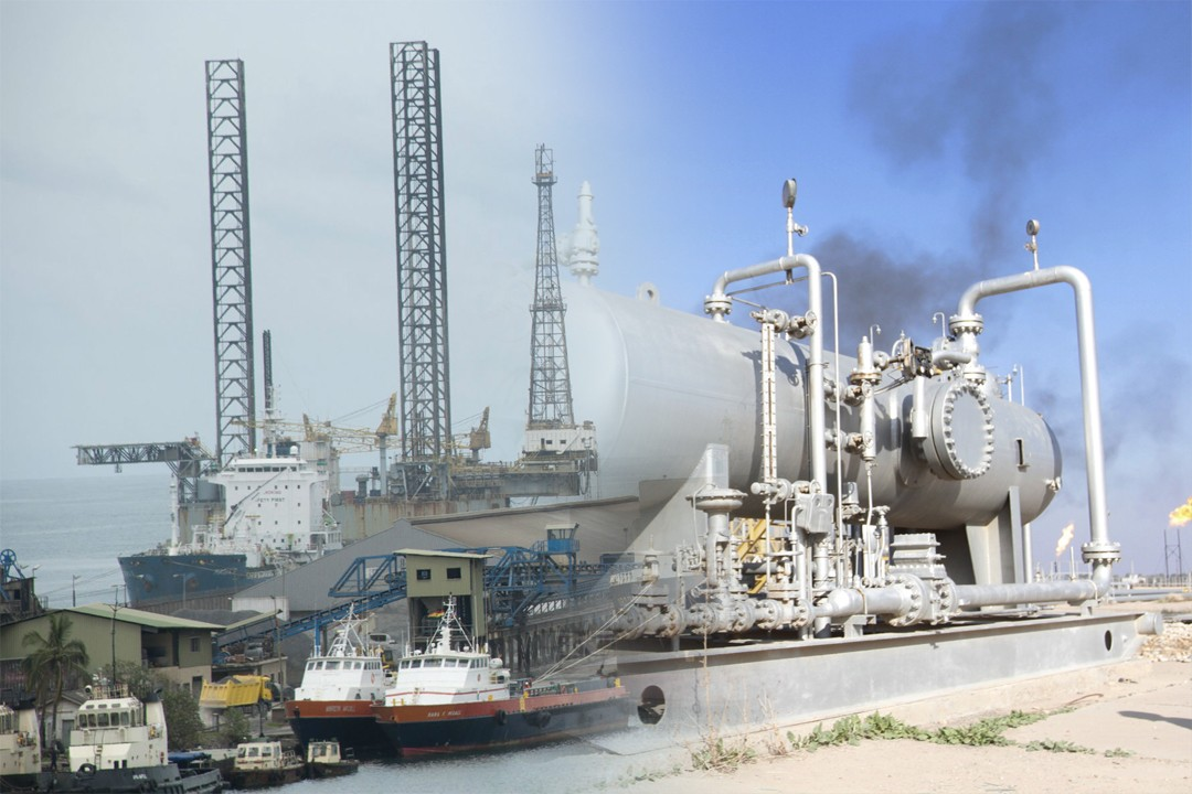 top African oil producing countries