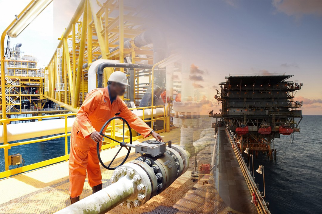 top African oil producing countries in the world