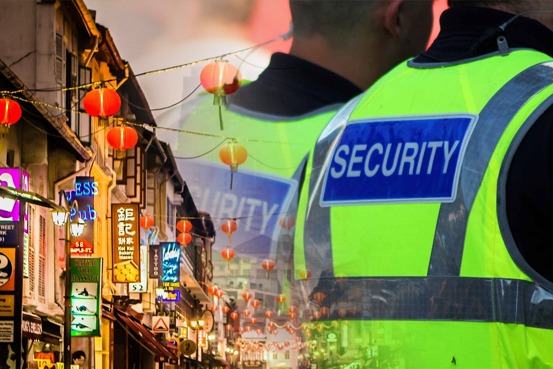 top countries with best security in the world
