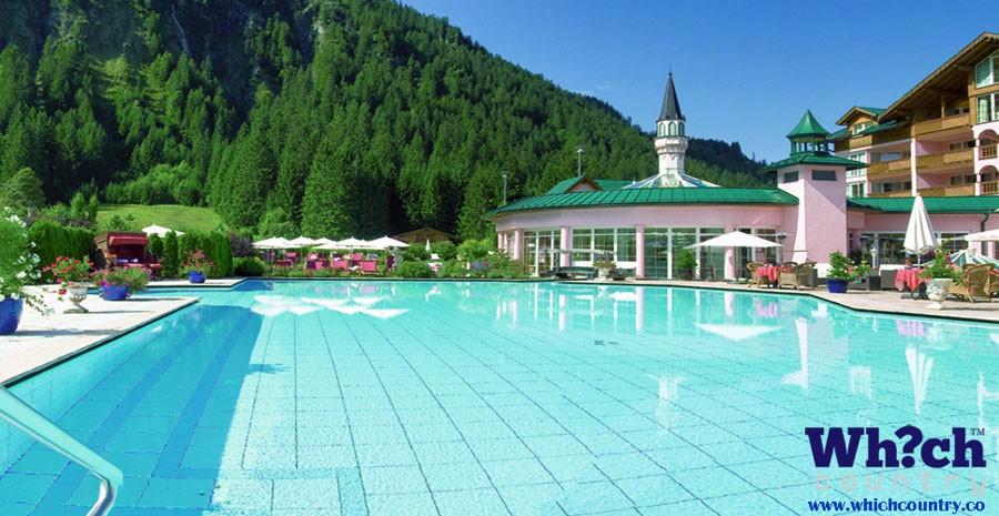 beautiful resorts in poland