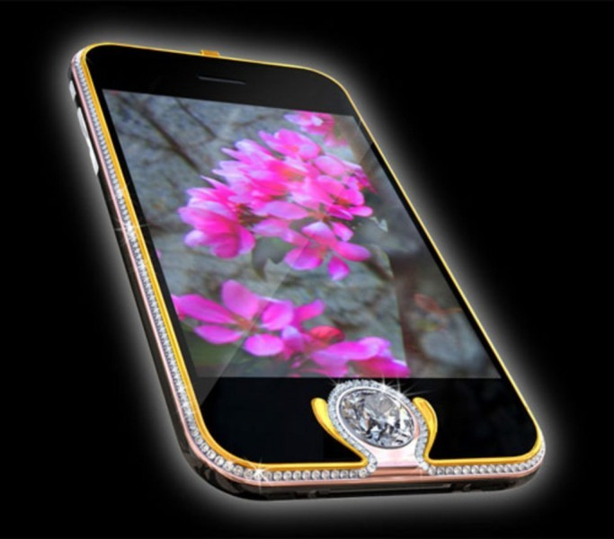 most luxury iphones in the world