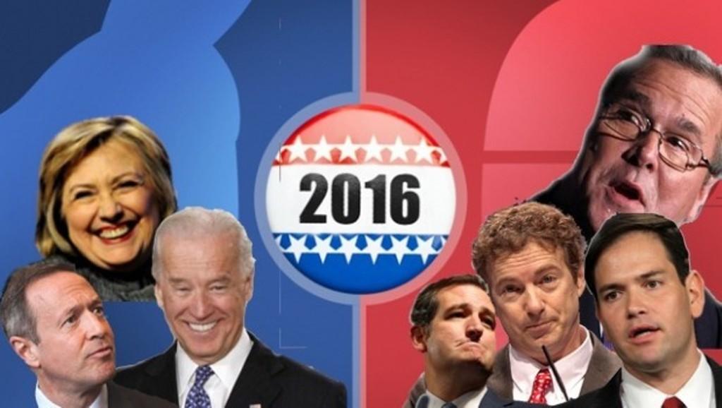 List of Declared U.S Republican Presidents in 2016