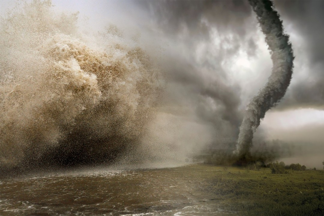 top countries facing most natural disasters