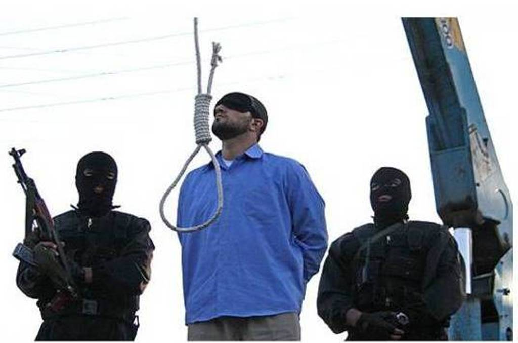 death penalty in iran for drugs