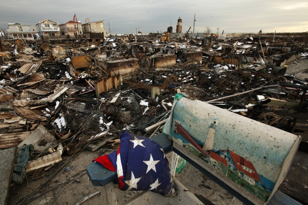 natural disasters in United States