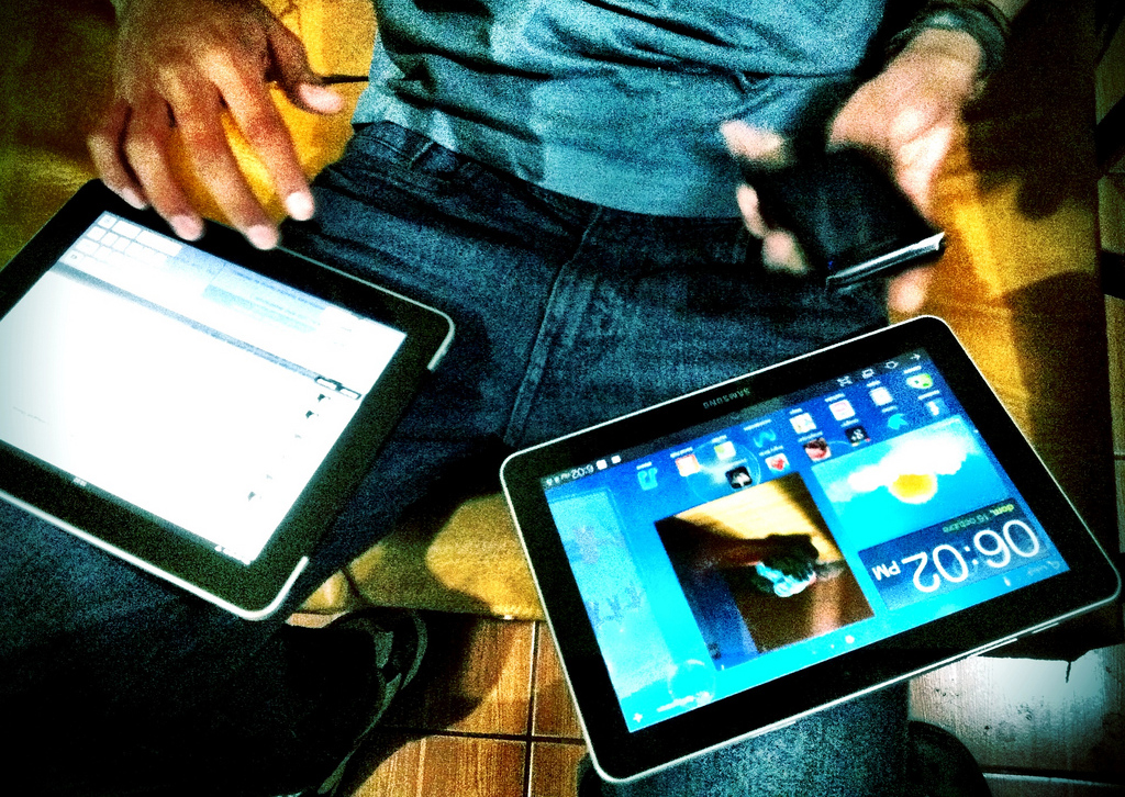 Top Tablets Manufacturers