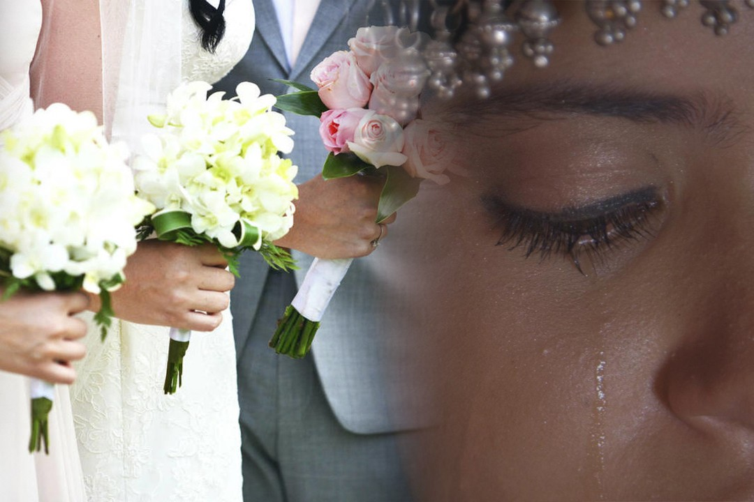 top countries suffering from child marriage in the world