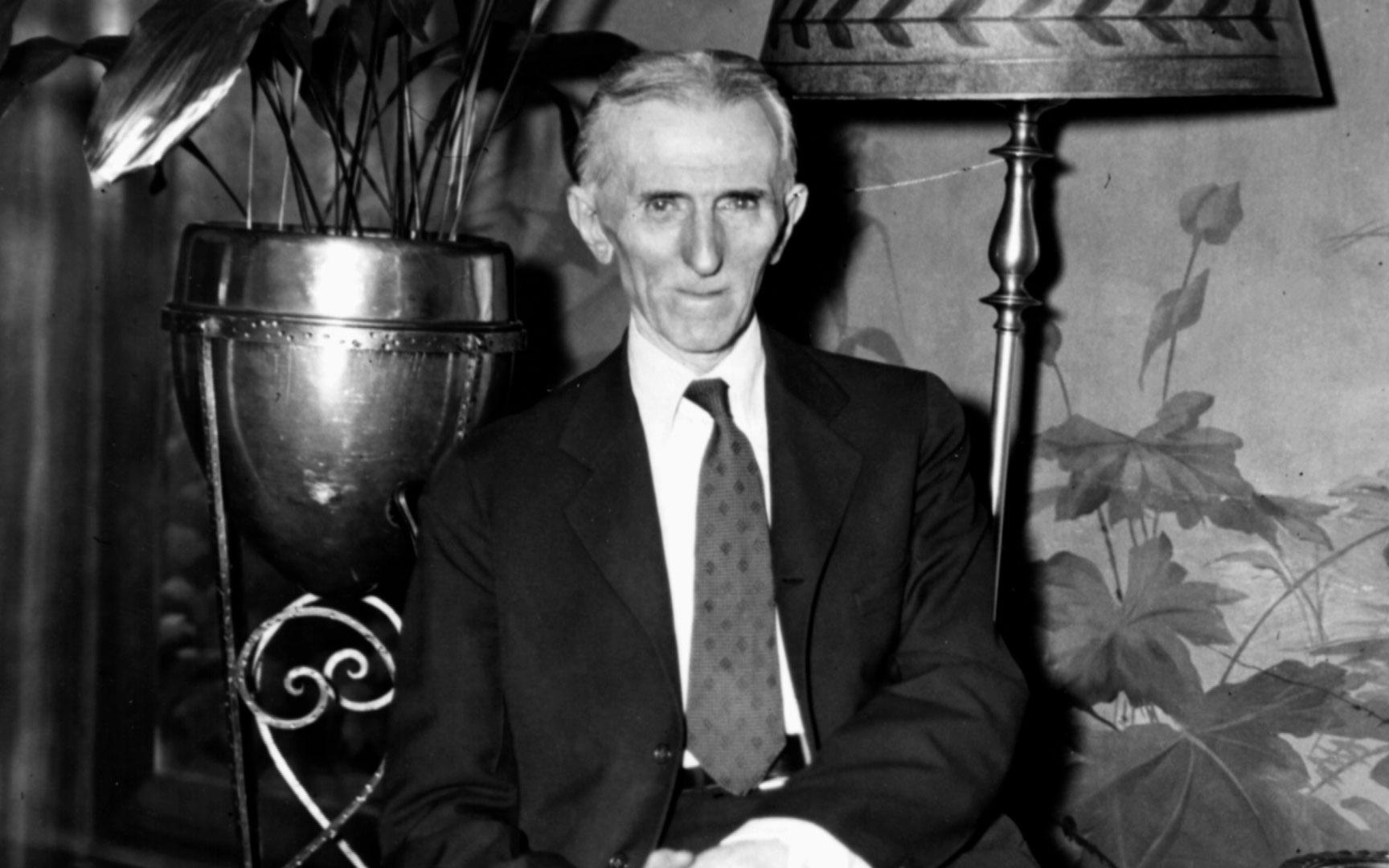 Nikola Tesla history