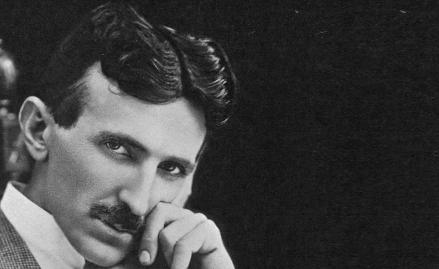 history of Nikola Tesla