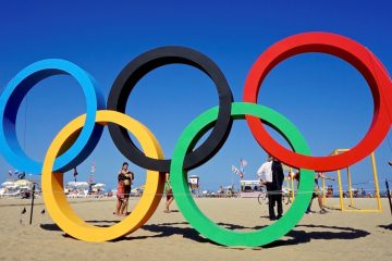 Which country hosted the most olympic games